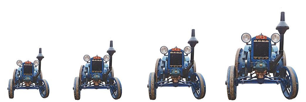 Trattori Agricoli Orsi 1931-1964