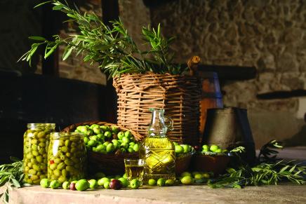 Olive da mensa, il valore di frutti speciali