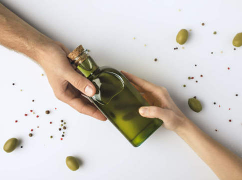 truffa olio extravergine italiano