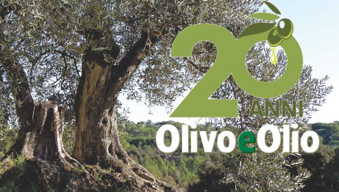 venti anni di olivo e olio