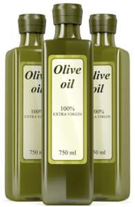 etichetta olio di oliva