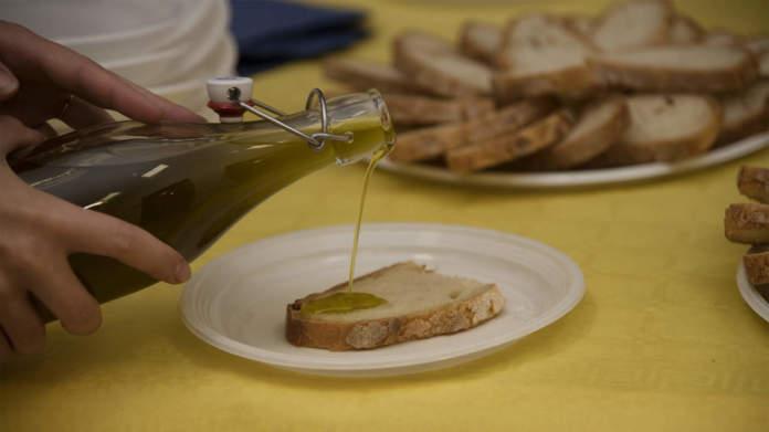 export olio di oliva in america