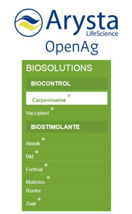 BioSolutions di Arysta