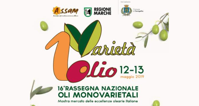 16° Rassegna Nazionale Oli monovarietali - 2019