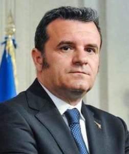 Gian Marco Centinaio, ministro delle Politiche agricole, alimentari, forestali e del turismo.