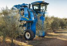 Scavallatrice Braud 9090X Olive New Holland