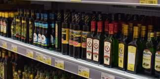 prezzi olio di oliva extravergine