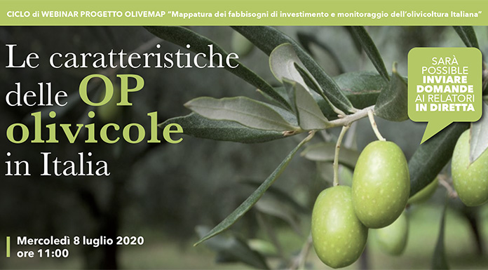 Olivemap
