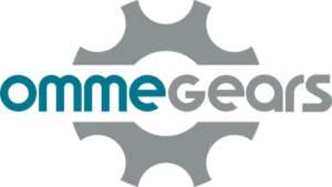 Omme Gears logo