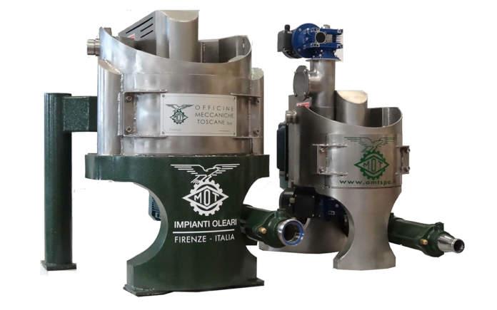 tecnologia TBD (Twin Bowl Decanter)