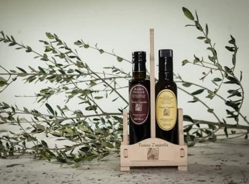 etichettatura olio di oliva