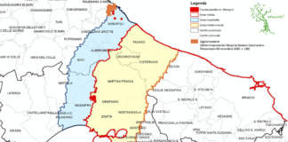 Demarcazione aree delimitate