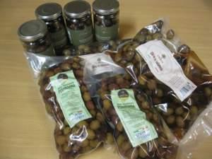 Peranzana olive varie