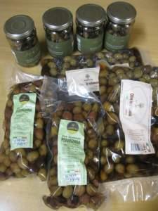 Olive Peranzana