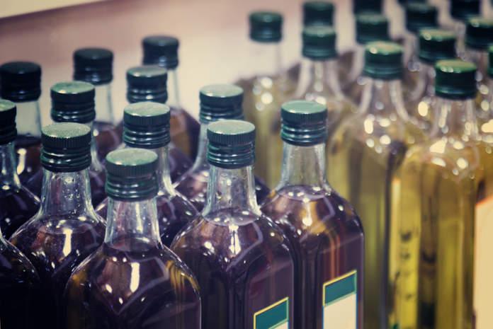 produzione olio di oliva 2020